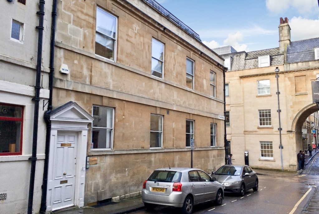 City centre Grade II listed office building acquired by Bath Centre for Psychotherapy and Counselling
