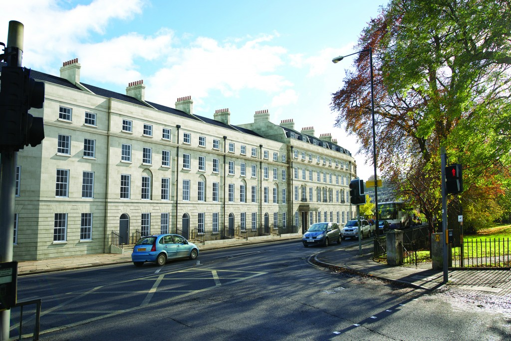 Landmark Green Park site sold to Bath Spa University for student accommodation
