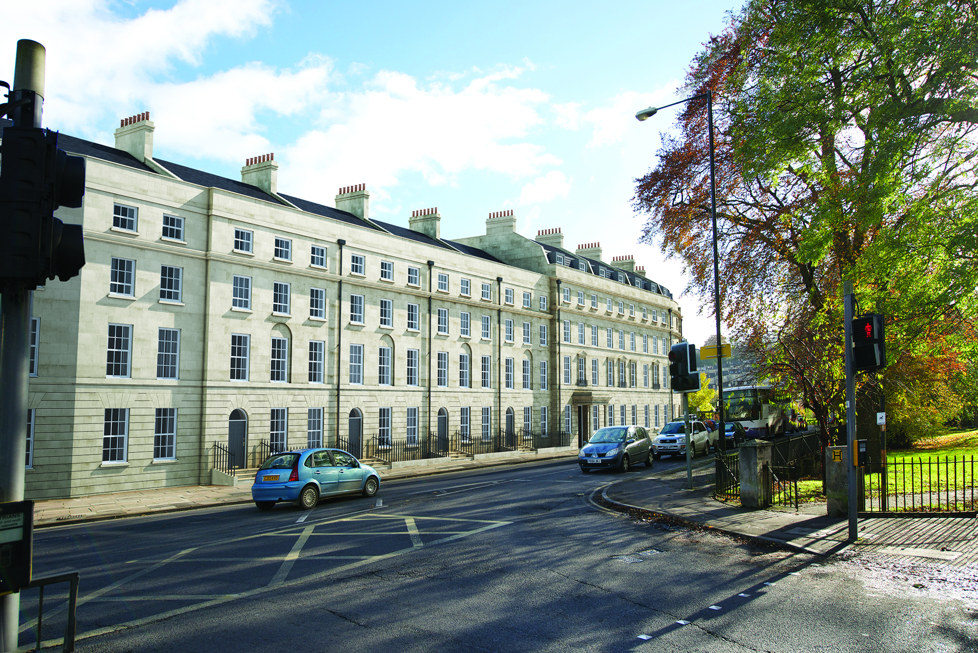 landmark green park site sold to bath spa university for student