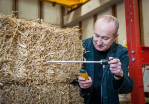 University of Bath research opens door for UK's first straw houses to go on market