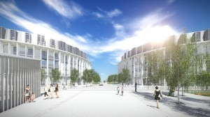 Curo's 700-home Foxhill redevelopment scheme gets green light from planners