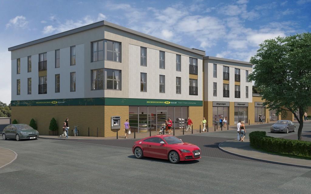 Kavanaghs appointed to market East Melksham Local Centre shops