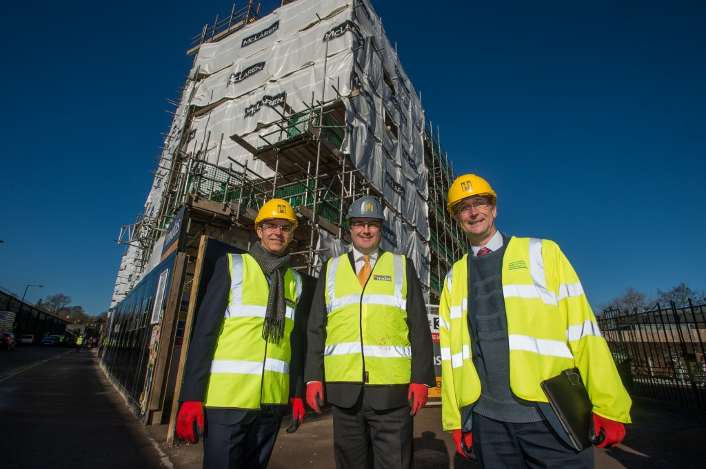 Regeneration of historic mill as student flats will ease pressure on Bath's rented property sector