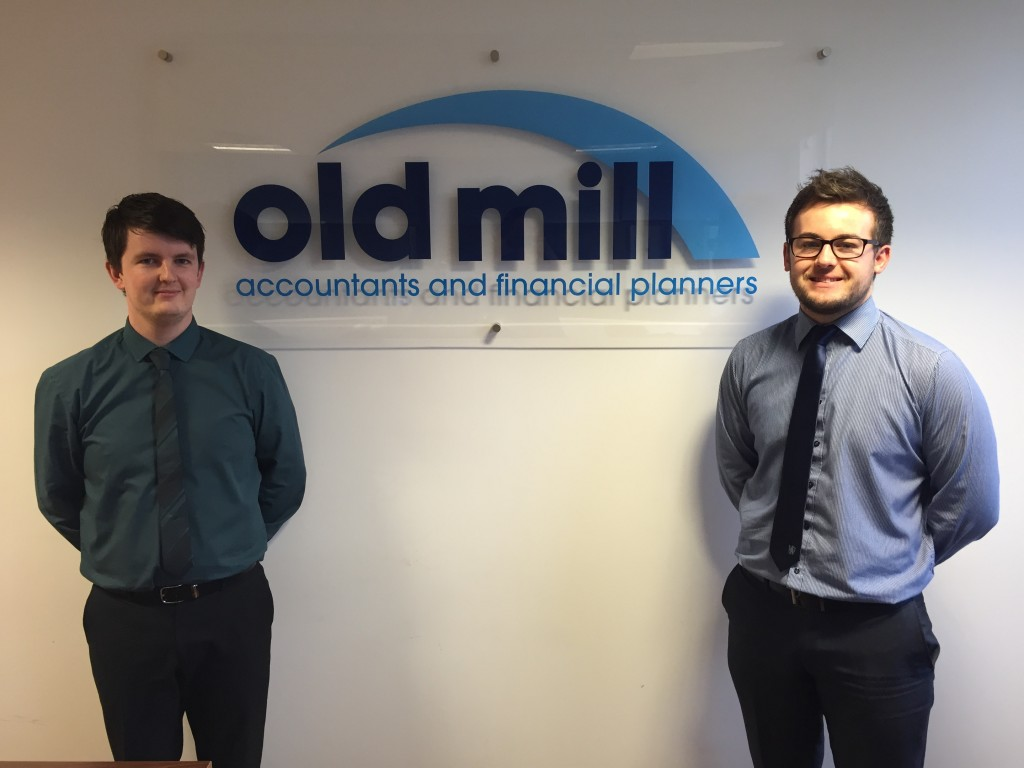 Old Mill duo shine as regional stars in chartered accountant exams