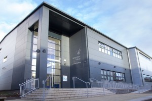 Official opening of construction centre will build on college's skills offering