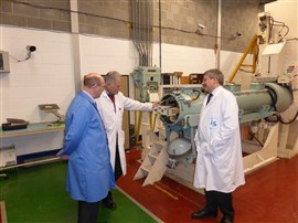 SEA lands Royal Navy weapons work worth £1.4m