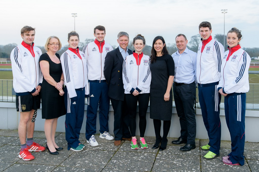 Mogers Drewett signs two-year sponsorship deal with Pentathlon GB team