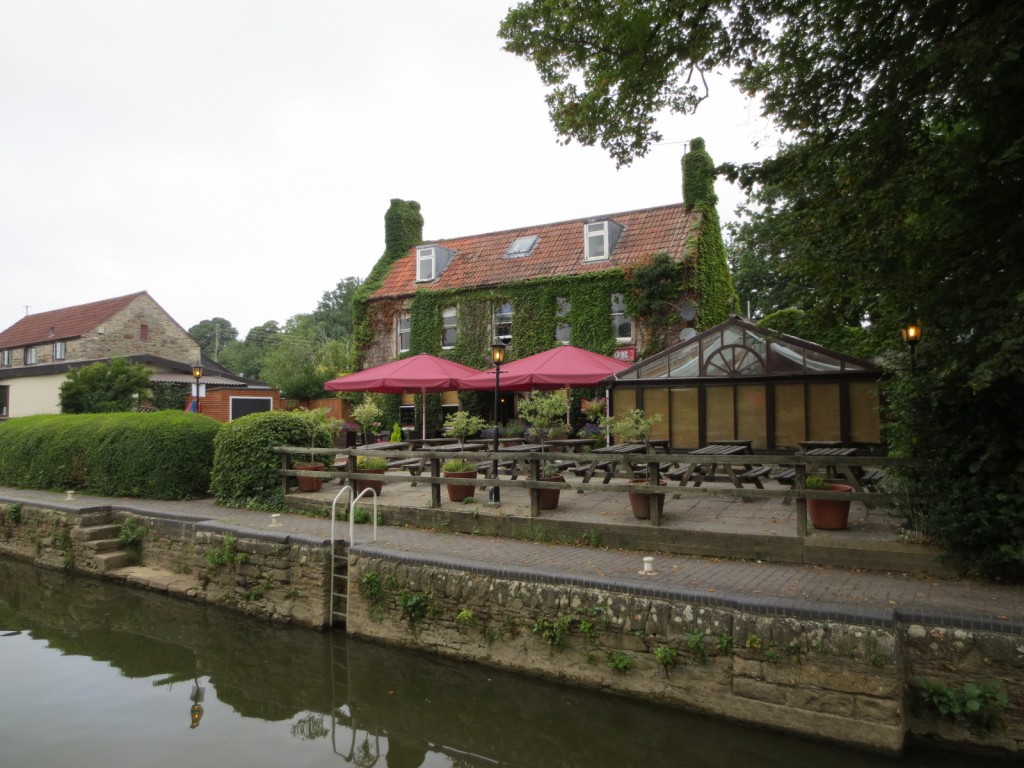 Historic riverside pub and restaurant comes onto the market