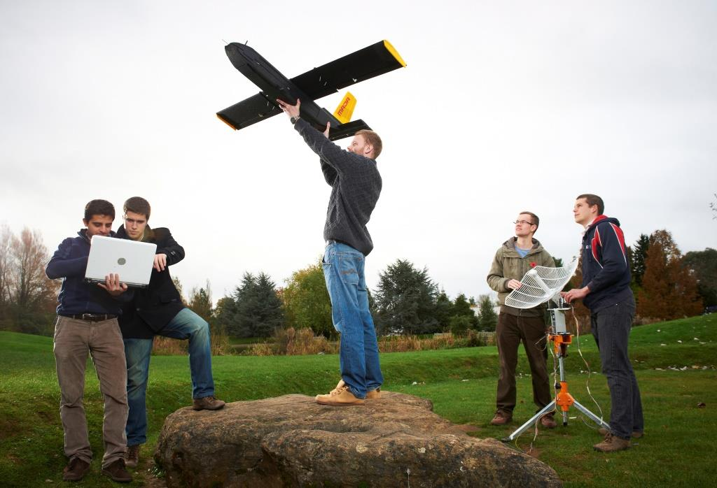 Innovative unmanned aircraft challenge backed by Bath consultancy BMT Isis