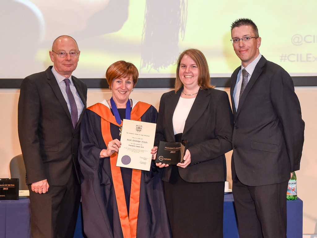 Recognition for Bath lawyer who champions vocational route into the profession