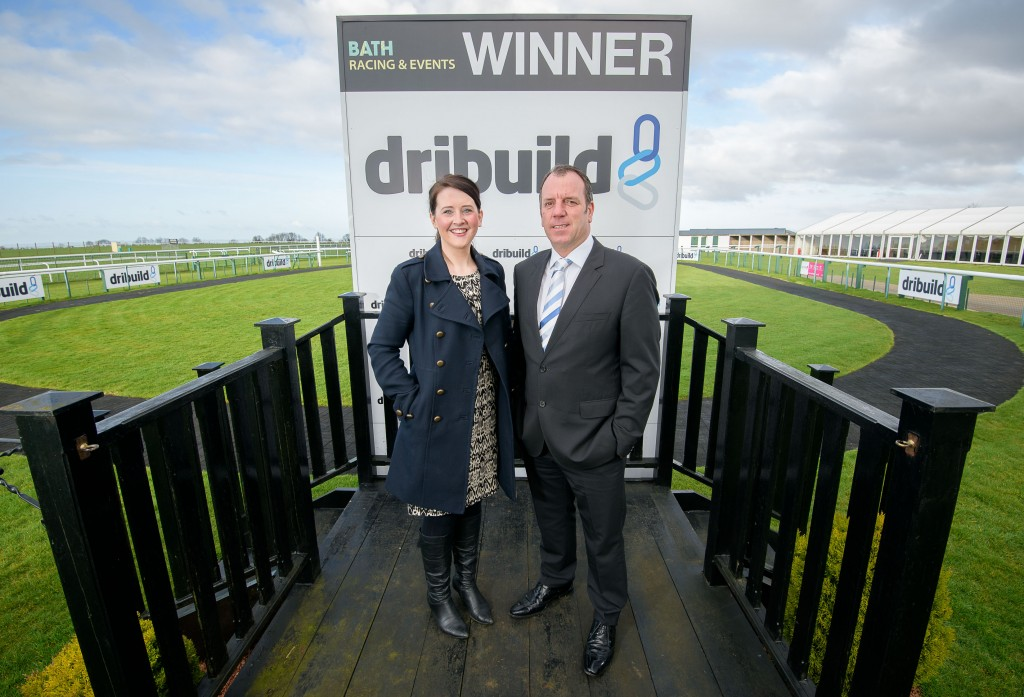 Going is good for building firm as it extends sponsorship with Bath Racecourse