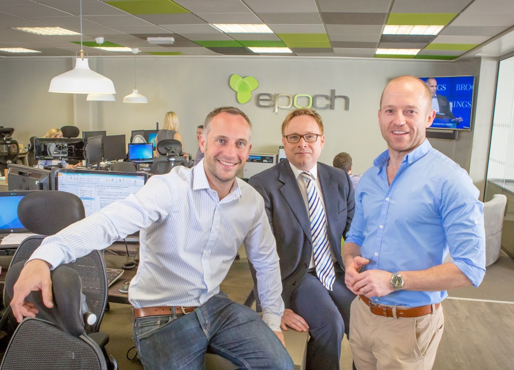 New era for wealth management firm Epoch as it moves to larger offices