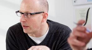 The LAST WORD: Steve Fuller, creative director, The House