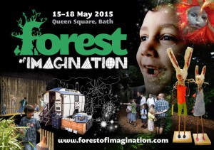 Bath firms to help city's creativity take root in the fantastical Forest of Imagination