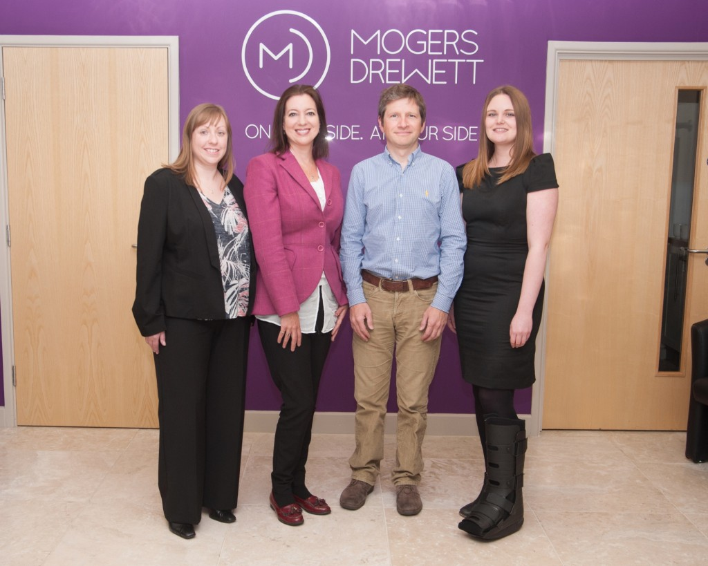 New joiners boost Mogers Drewett's commercial property team
