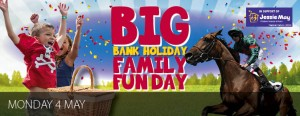 Family fun day at Bath Racecourse to benefit Jessie May children's hospice