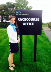 New business development executive takes up role at Bath Racecourse