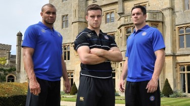 England kit supplier Canterbury signs deal with Bath Rugby