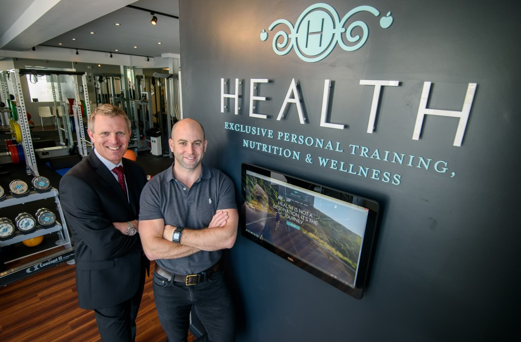 Fitness business looks to healthy future after buying new premises in Bath city centre