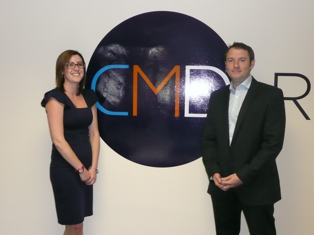 New office is just the job for expanding recruitment firm CMD