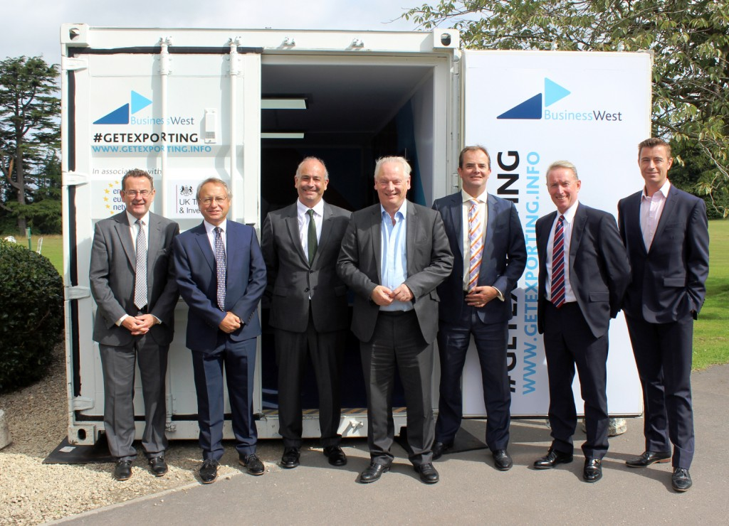 Trade minister praises West of England's strength in attracting inward investment