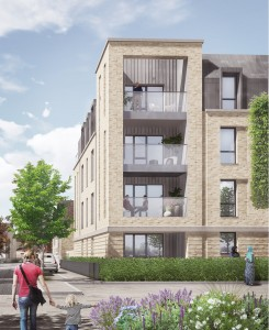 Planners approve first phase of housebuilding on former Foxhill MoD land