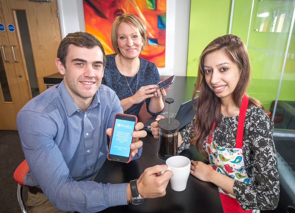 Bath's hi-tech innovators get expert advice from accountants Richardson Swift