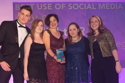 Social media campaigns earn Highlight PR award recognition at the double