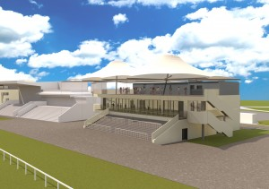 Bath Racecourse wins go-ahead for new grandstand to make it year-round corporate venue