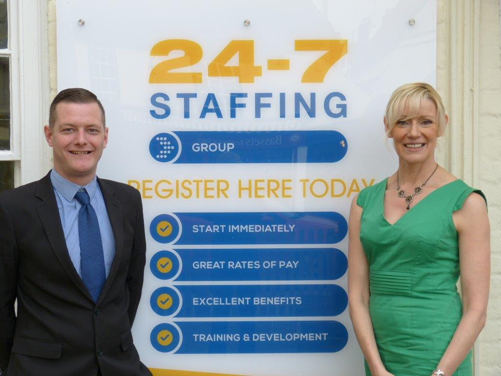 New branch office pays dividends for expanding recruitment company