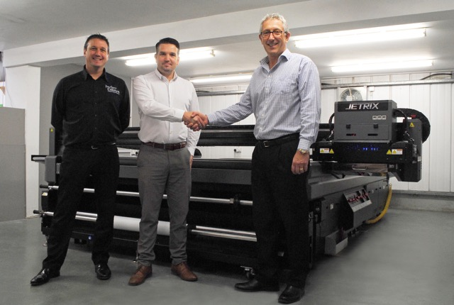 Bright outlook at Colour Studios following investment in new printing technology