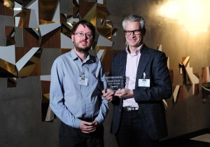 Bath IT firm Zynstra ends busy year by picking up award for region's top tech business