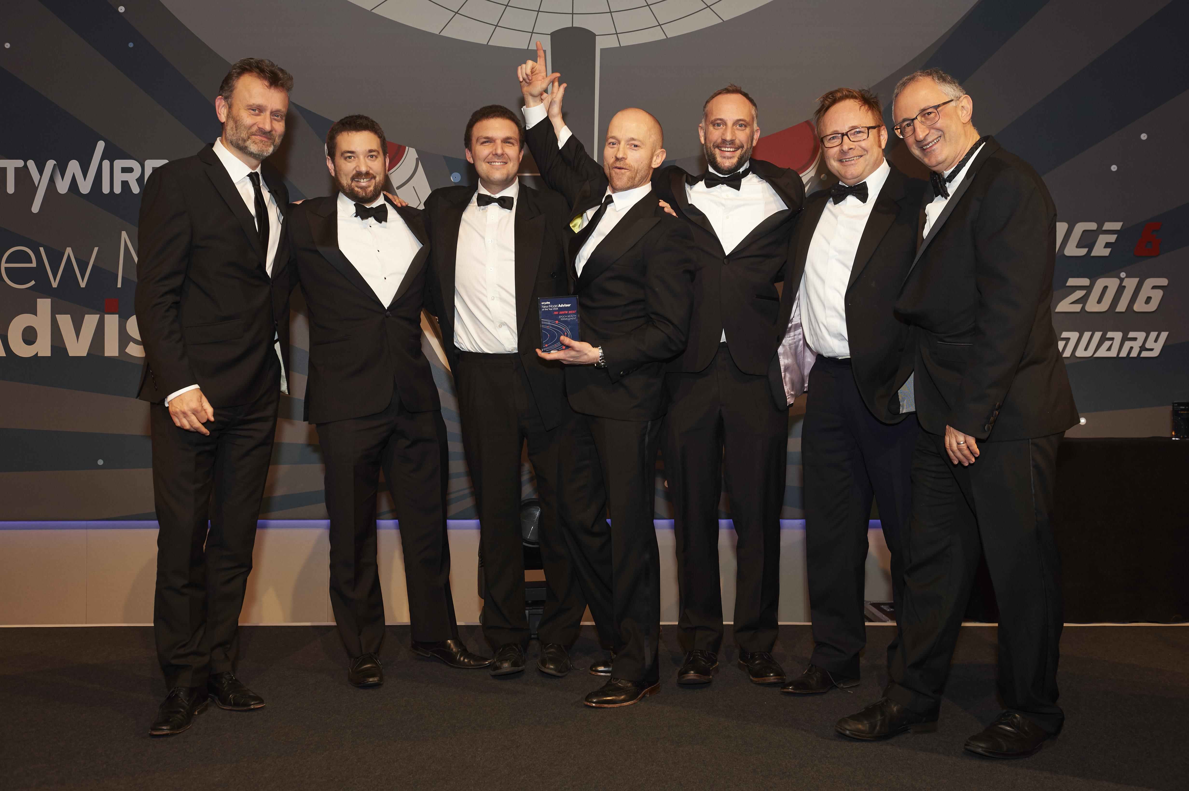 Epoch crowned South West's top financial adviser for second time