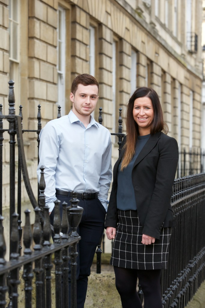 Senior accounts manager and trainee join Richardson Swift