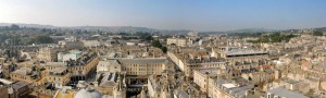 Severe lack of office space in Bath could force more firms to move to Bristol, property agents warn
