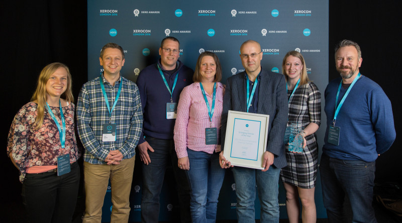 Use of software firm Xero's 'beautiful accountancy' earns national award for Old Mill