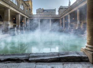 'Winner of winners' title for Roman Baths in South West Tourism Excellence Awards