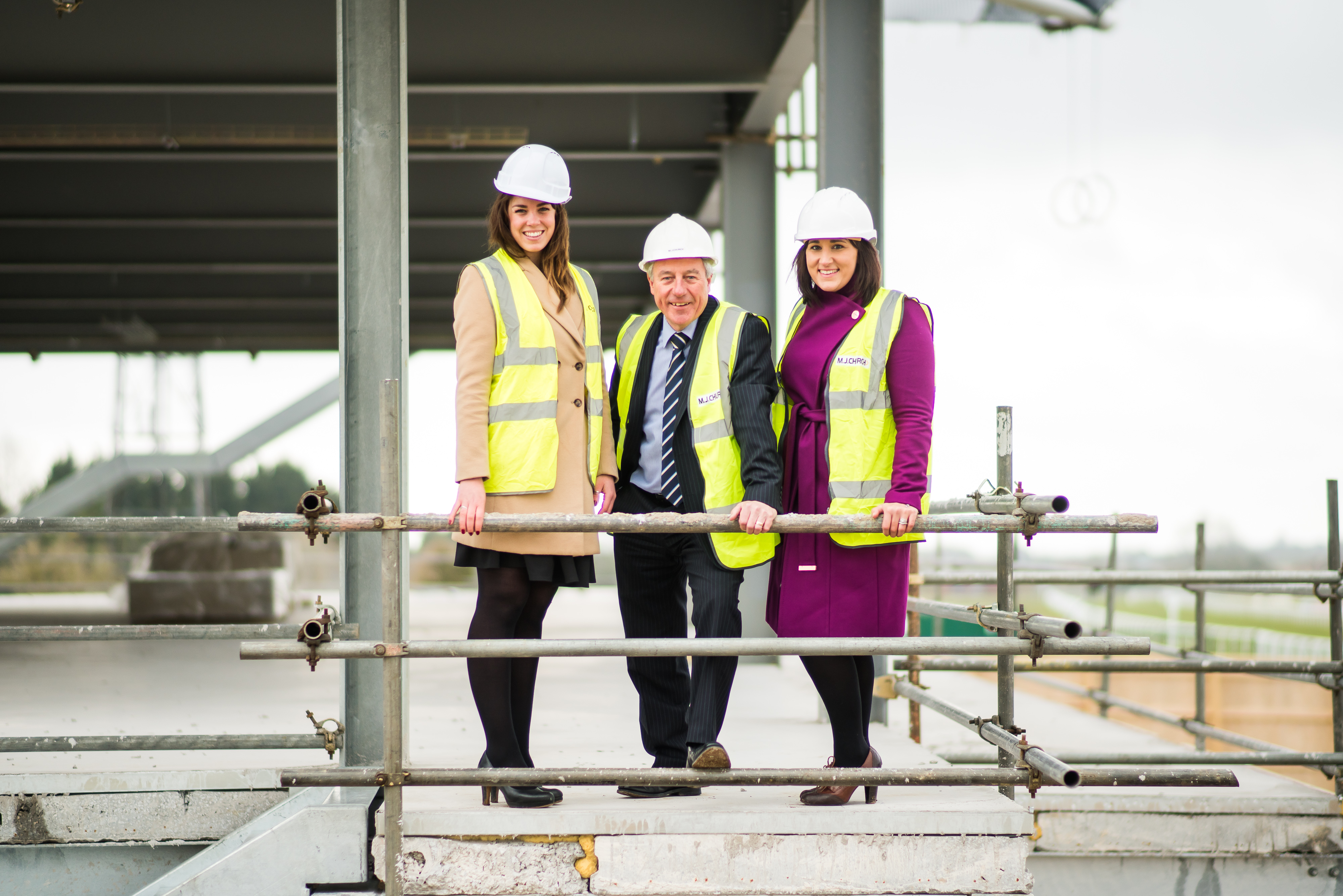 New deal with Bath Racecourse builds on decade-long partnership with contractor MJ Church