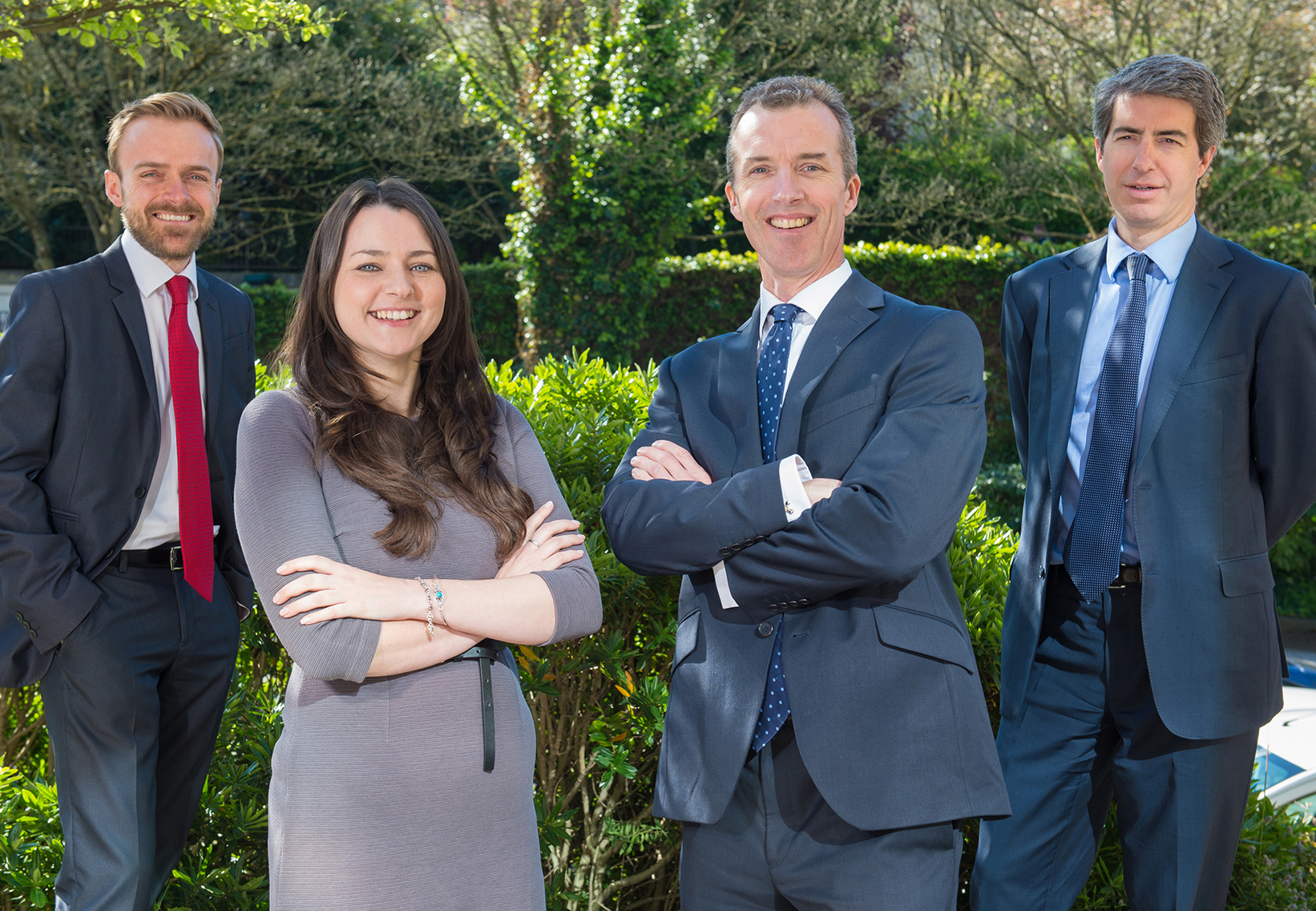 Four promotions at Bilfinger GVA's Bristol office bolsters its client-facing teams