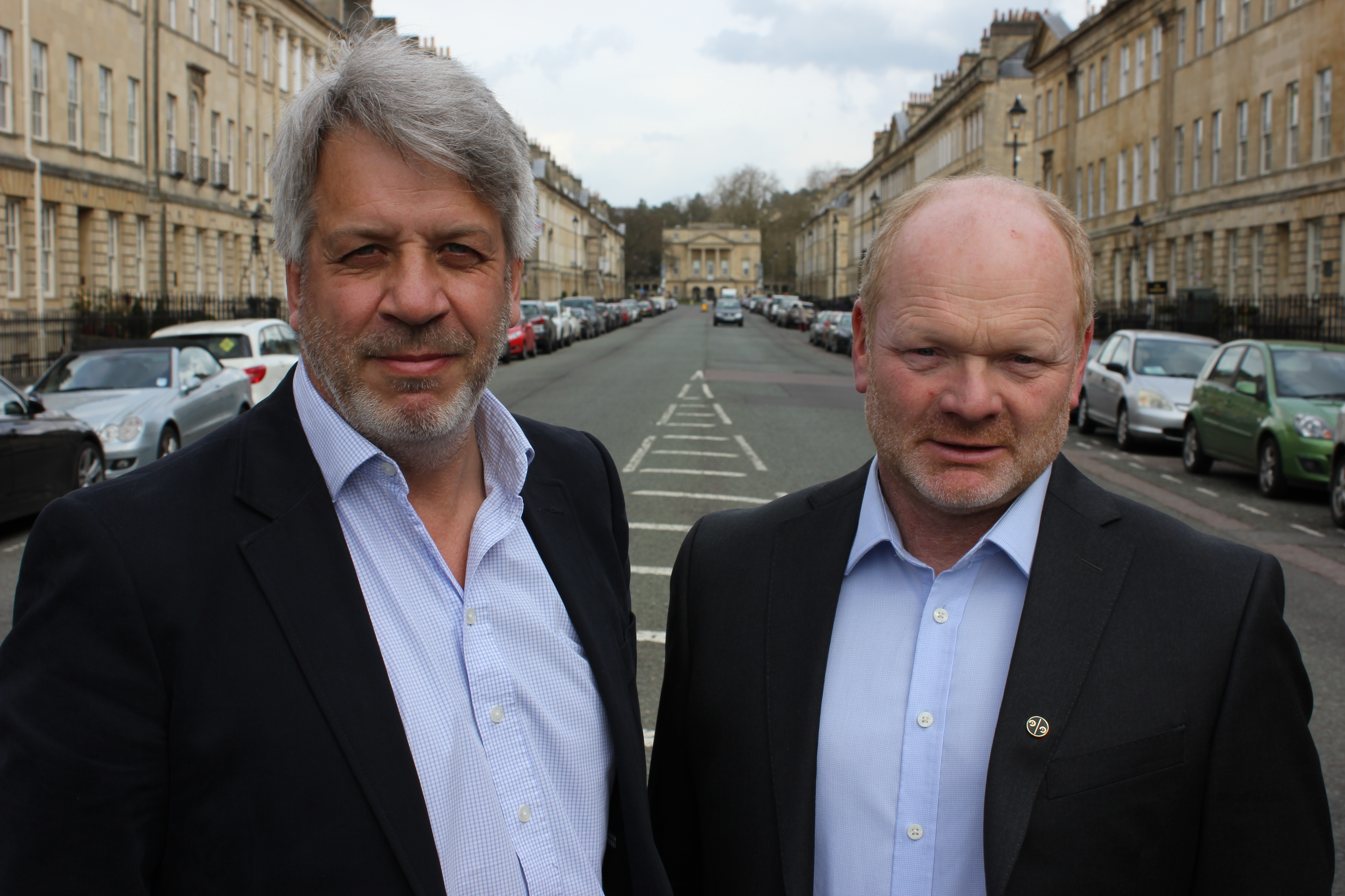 Latest success for fledgling firm on a mission to transform Bath's unloved buildings