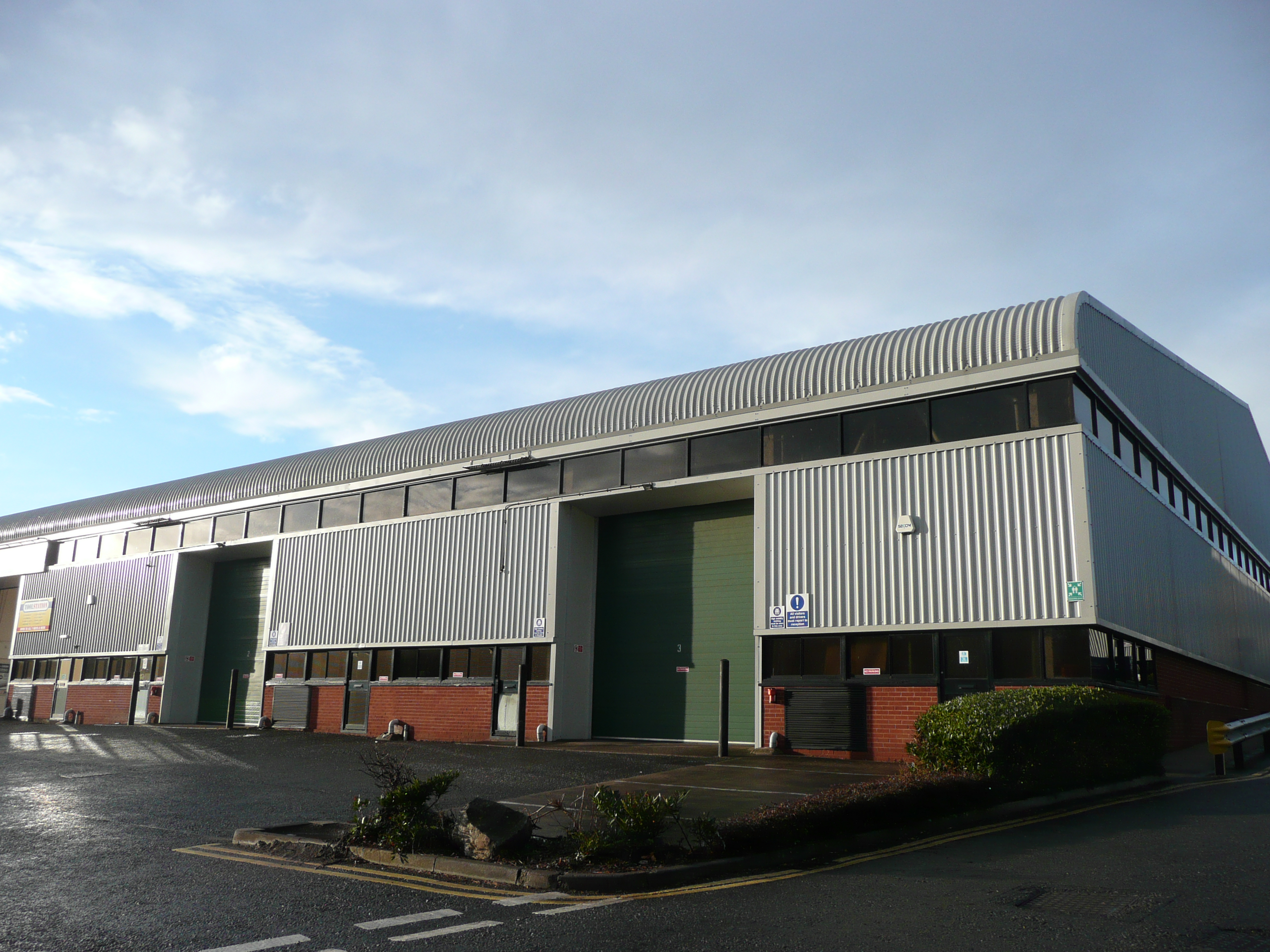Vacant warehouses offer rare chance for firms to move onto popular Bath industrial estate