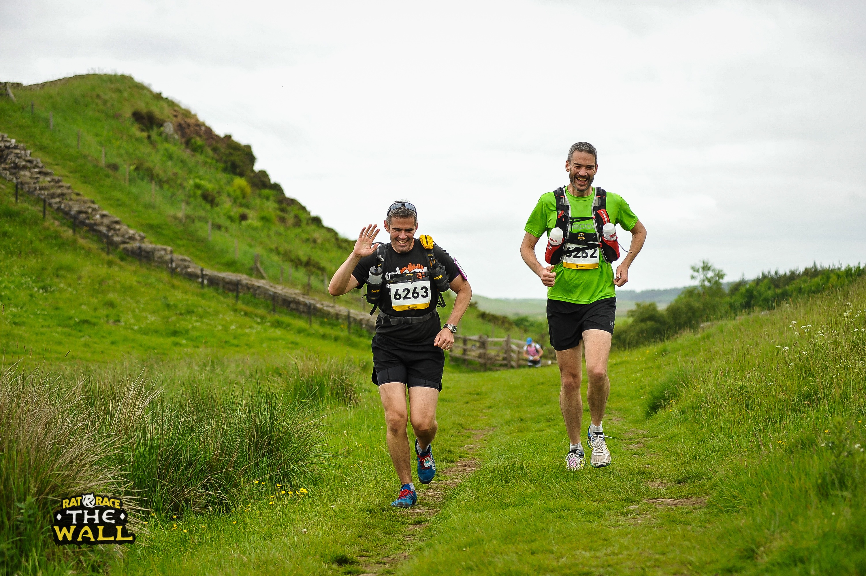 Gruelling Hadrian's Wall race pays off in the long run for Bath financial adviser