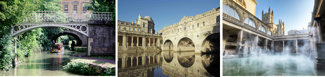 Influx of foreign visitors puts Bath on brink of top 10 UK tourist cities