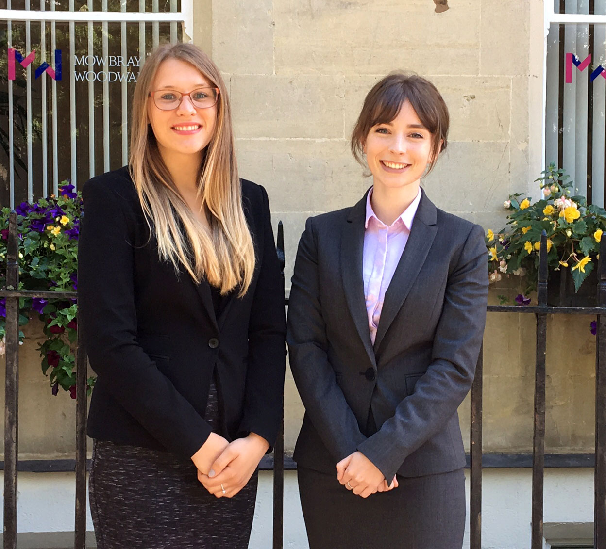 Graduate appointments boost Mowbray Woodwards' family and commercial law teams