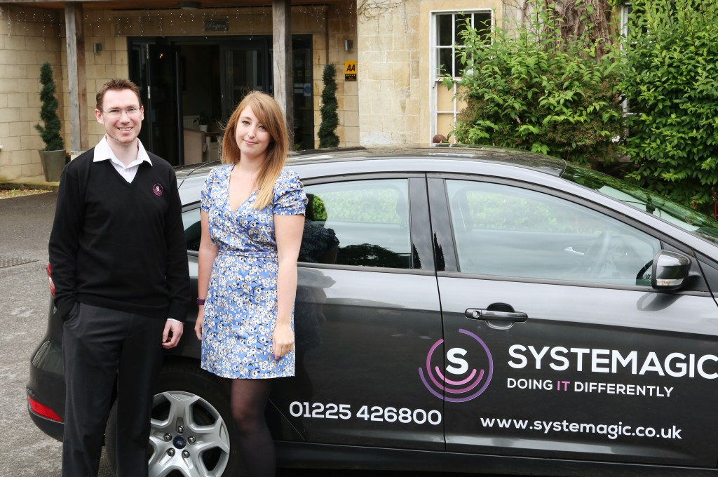 Systemagic teams up with design firm Boson to conjure up new branding
