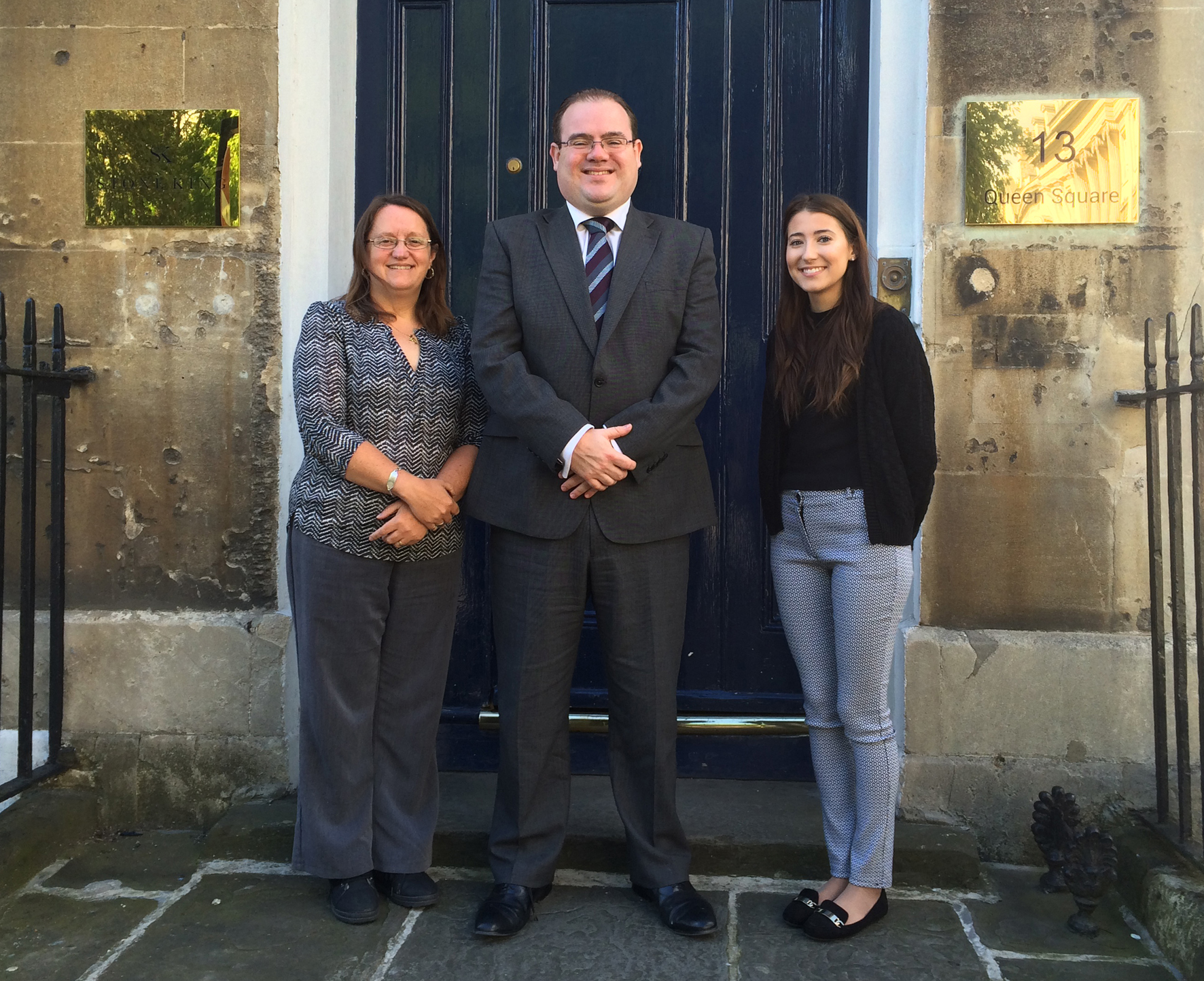 Trio of new appointments at Stone King in Bath