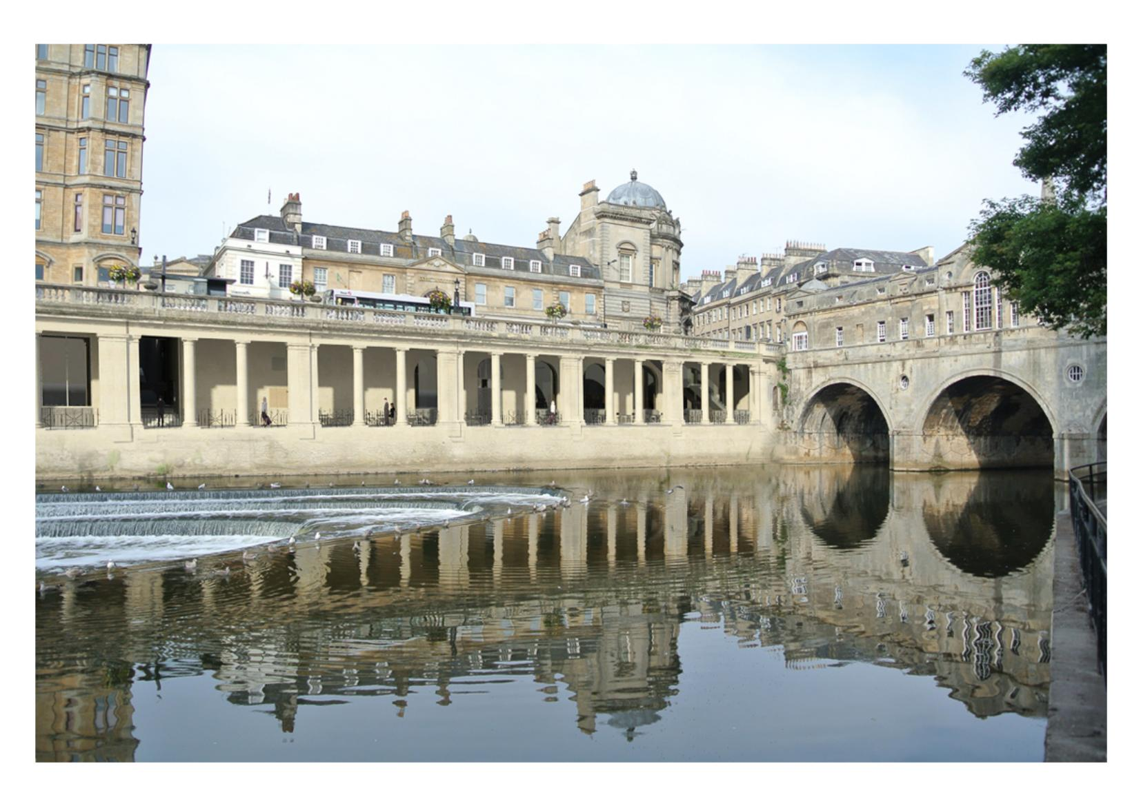 Bath's riverside hidden gem to be opened up for commercial use