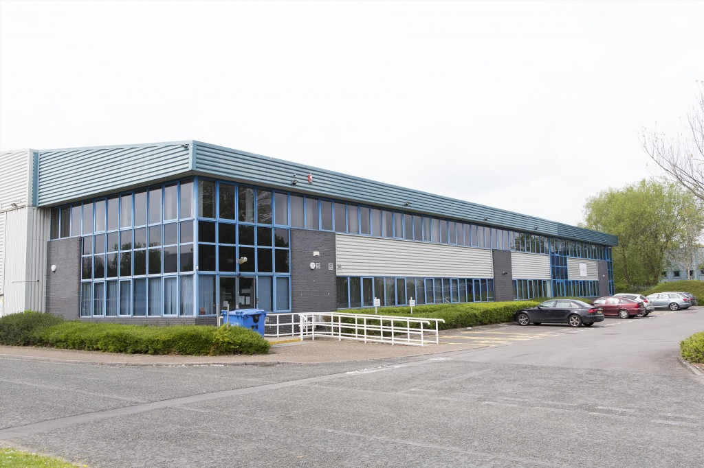 Chance for growing business to move into modern business park office