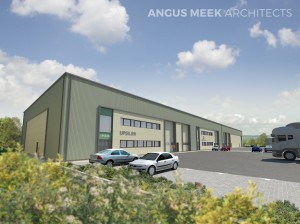 Business park powers ahead as market recovers from pre-EU referendum jitters