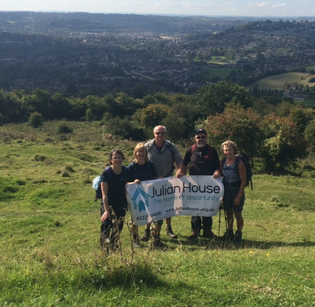 Firms urged to support Julian House's fundraising circular walk around Bath